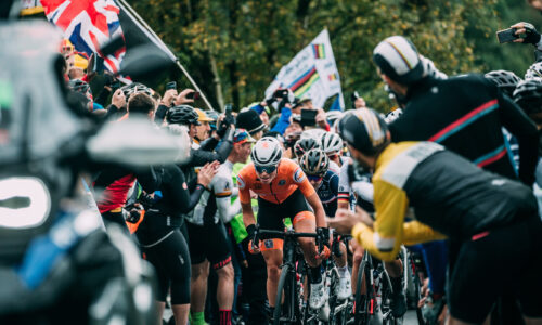 September 28 2019Yorkshire 2019 UCI Road World ChampionshipsWomen Elite Road Race: Bradford - Harrogate (149.4km)VOLLERING Demi (NED)Photo: Francesco Rachello / Tornanti.cc